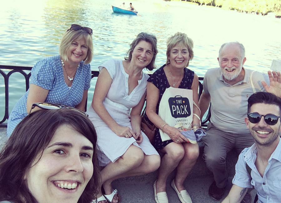 Viajes de inmersión lingüística en Madrid