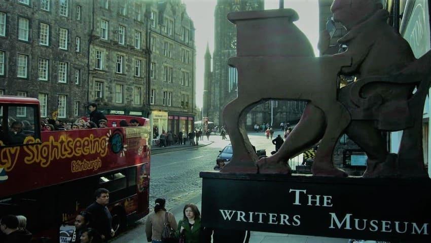 The Writers Museum - Edinburgh