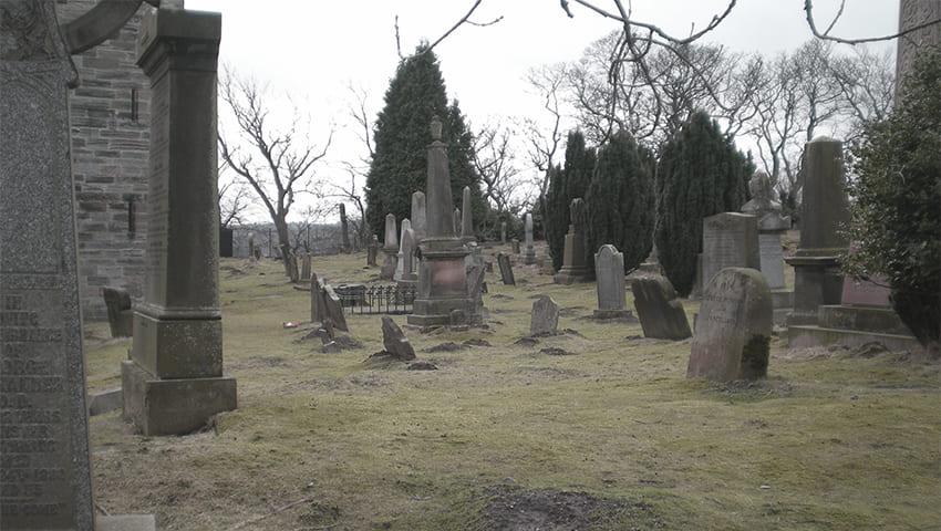Cemetery Edinburgh