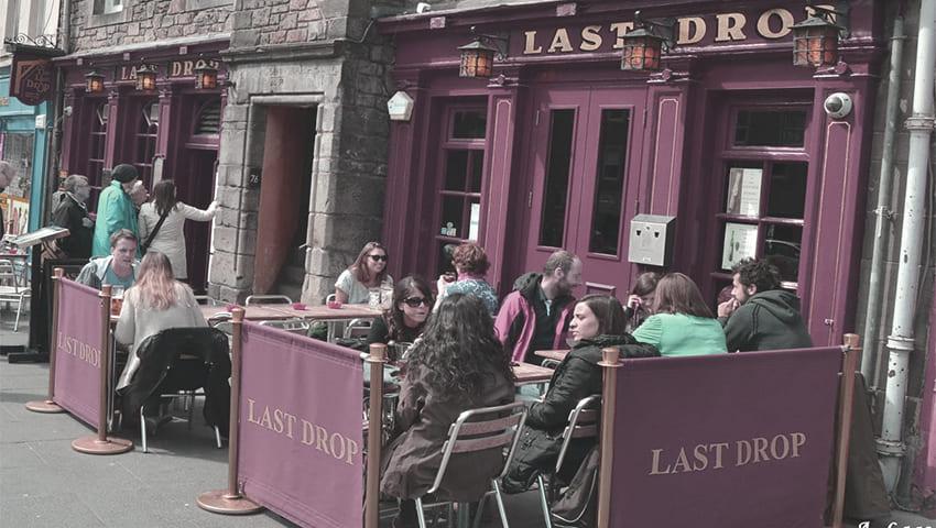 The Last Drop - Edinburgh Pub