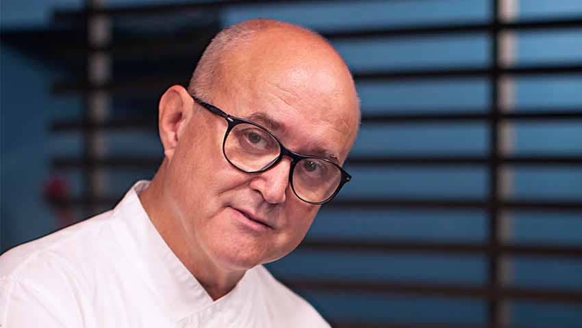 Ricardo Sanz, Chef del Restaurante Kabuki