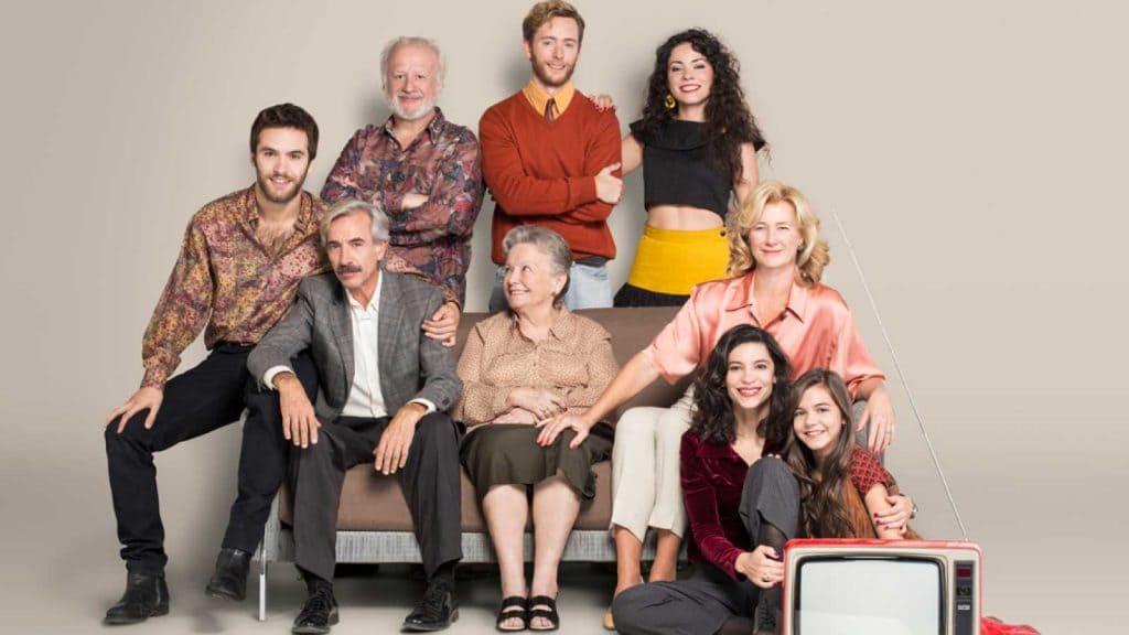 Spanish TV serie Cuéntame