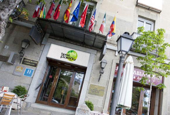 HOTEL entrada hflorida