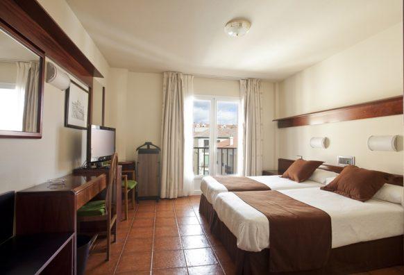 HOTEL habitación
