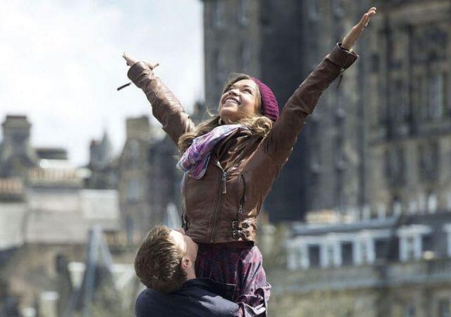 Edinburgh, a movie city (part II)