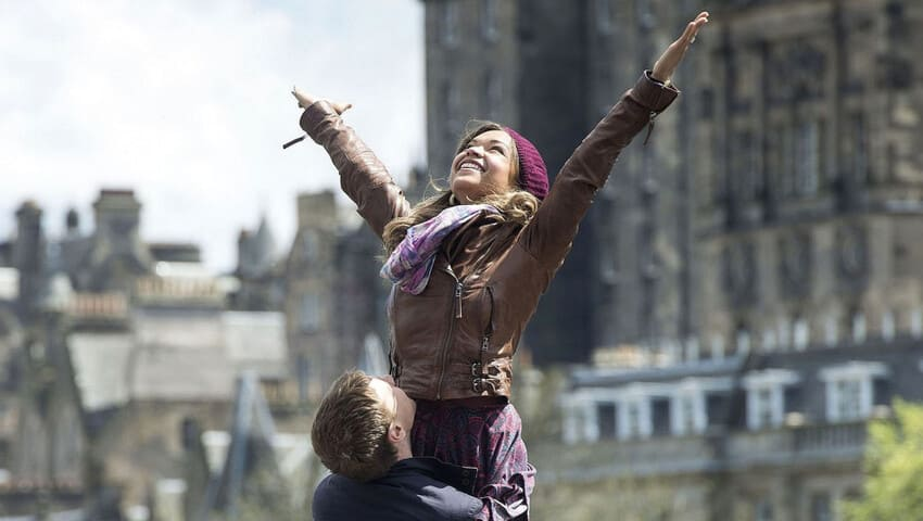 Sunshine on Leith - Edinburgh movies
