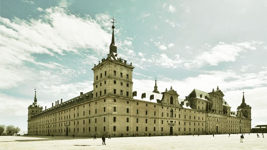 10 Curious facts about the Monastery of San Lorenzo del Escorial