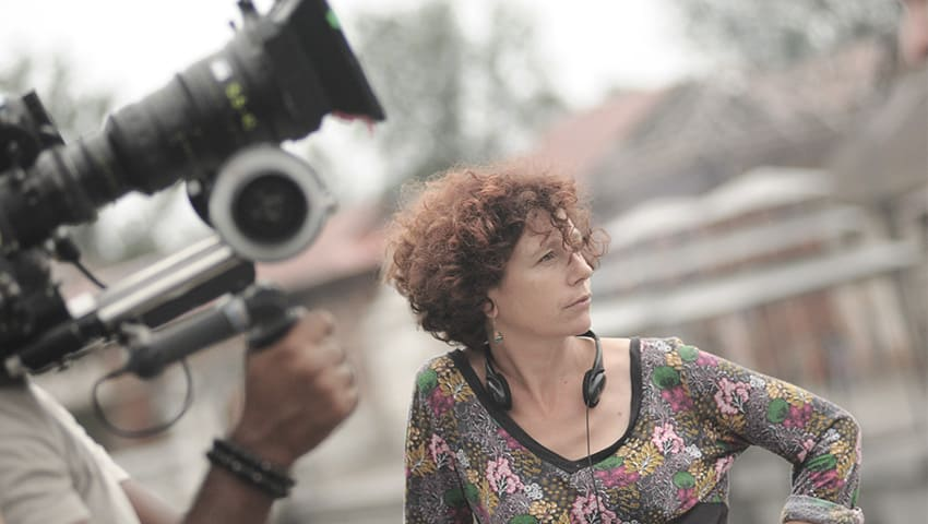 Icíar Bollaín, director and actress