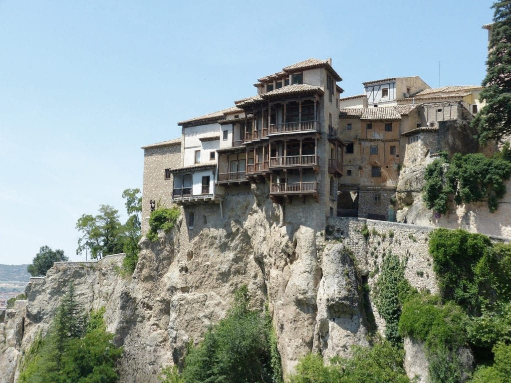 Full day excursion from Madrid: Cuenca