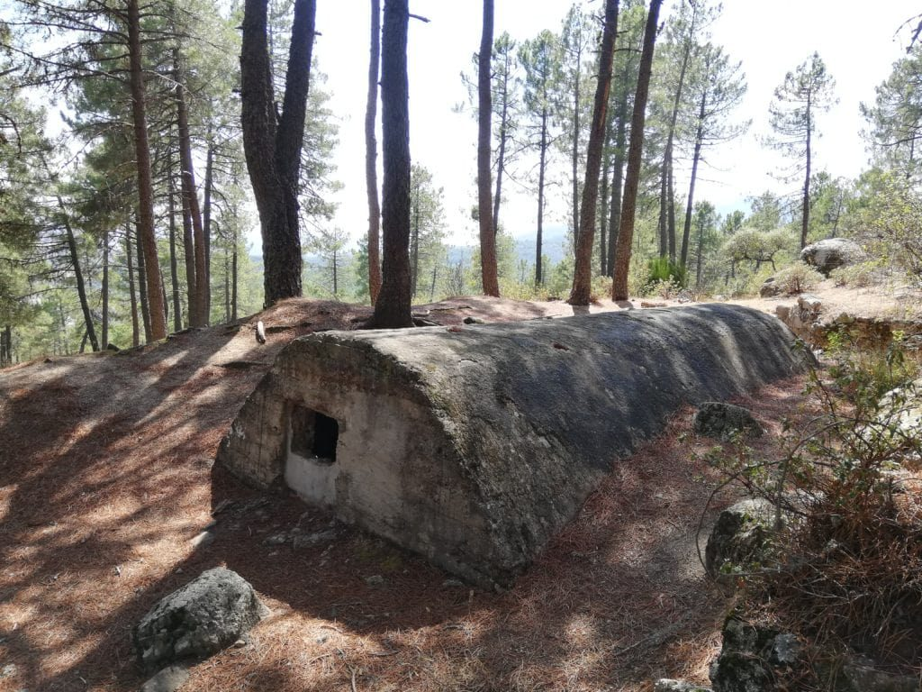 Full day excursion from Madrid: Civil War Route