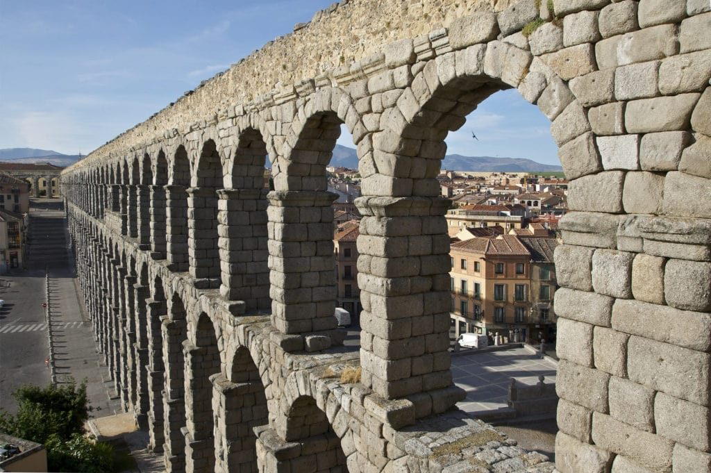 Full day excursion from Madrid: Segovia