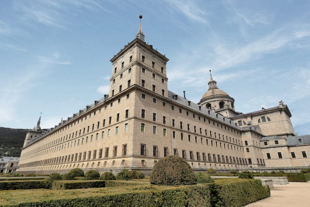 Full day excursion from Madrid: San Lorenzo de El Escorial