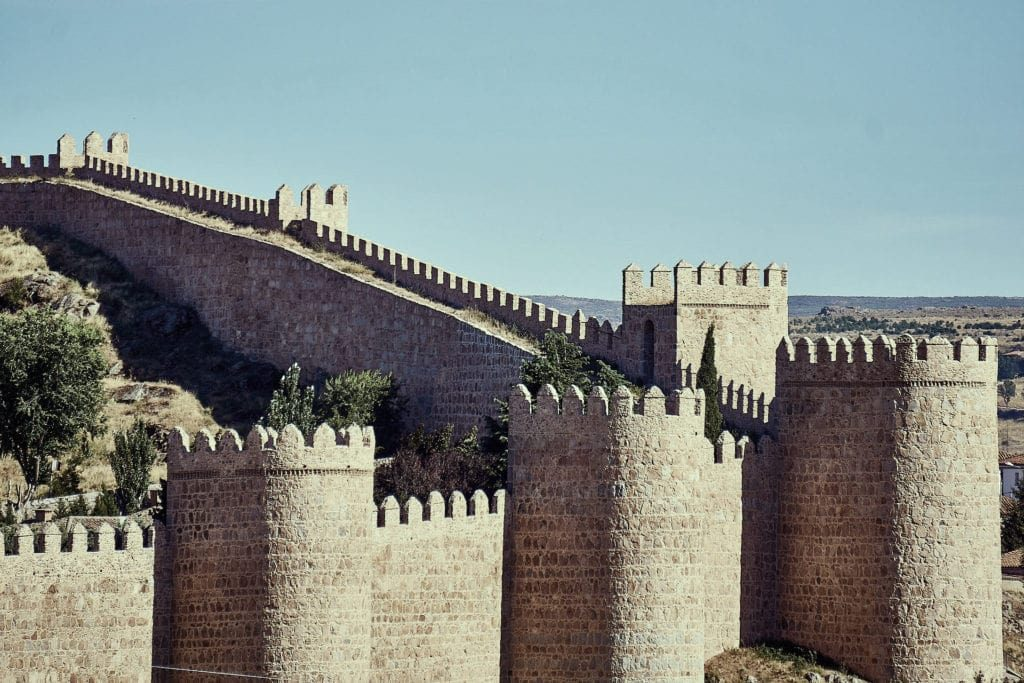 Full day excursion from Madrid: Ávila