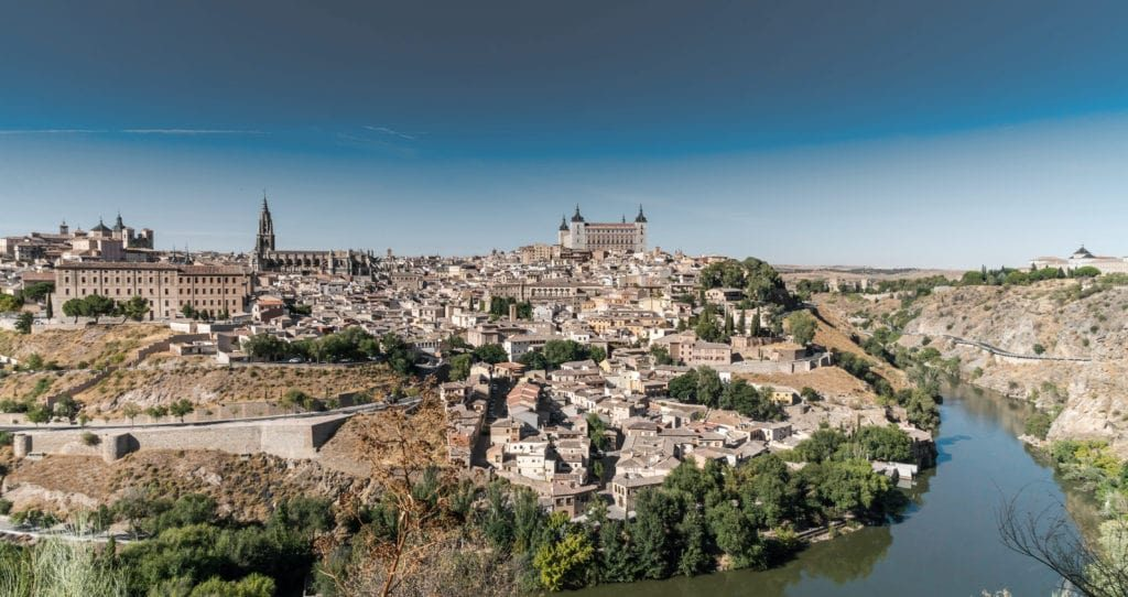 Full day excursion from Madrid: Toledo