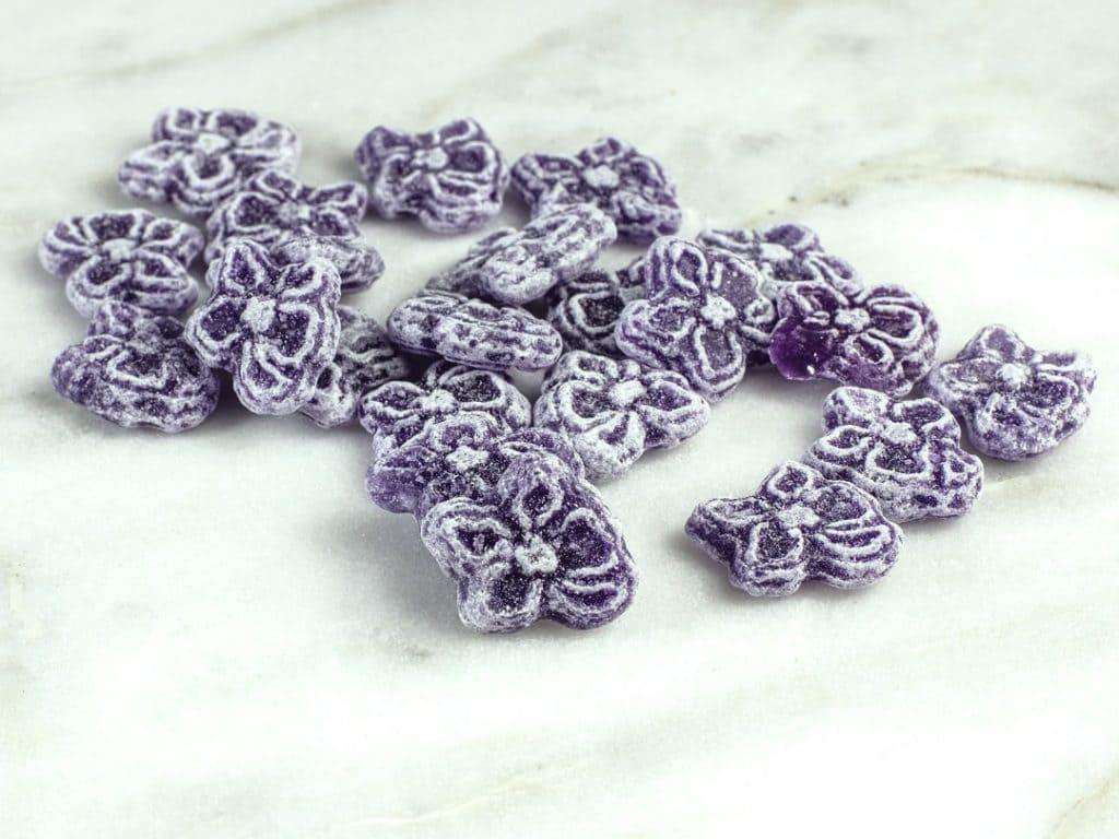Violetas - Sweets in Madrid